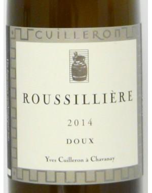 """Vin de France - Yves Cuilleron - """"Roussillière"""""""
