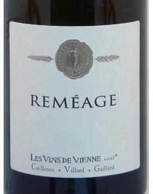 """Vin de table - Les Vins de Vienne - """"Reméage"""" blanc"""