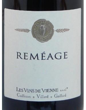 """Vin de table  - Les Vins de Vienne - """"Reméage"""""""