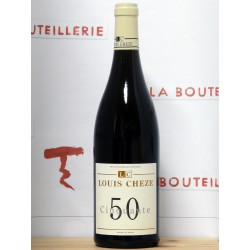 VDP - Louis Chèze - 50-50  rouge - 2016