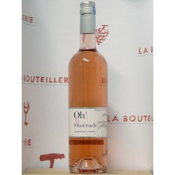 "Igp pays du Var - Domaine Fabre - ""Oh! by Omérade"" 2018"