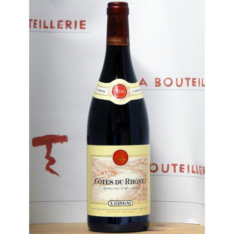CDR - Domaine Guigal - Rouge 2016