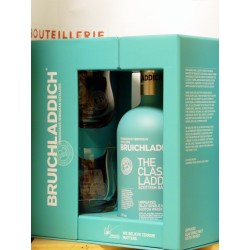 "Whisky - Bruichladdich - Coffret 2 verres  ""The classic laddie"""