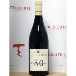 Vin de France -  Louis Chèze - 50-50 rouge 2017