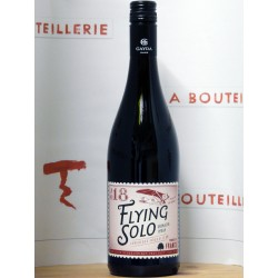 "IGP Pays d'Oc - Domaine Gayda - ""Flying Solo"" 2018 rouge"