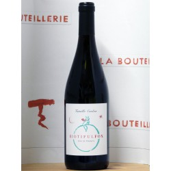 "Vin de France - Famille Coulon - ""Biotifulfox"" 2019 rouge"